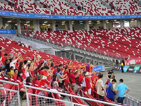 U23 Việt Nam 5–0 U23 Indonesia: Thắng đậm mà tiếc - ảnh 20