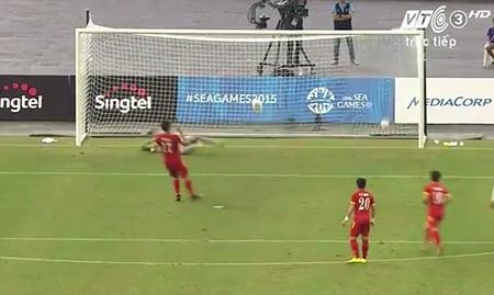U23 Việt Nam 5–0 U23 Indonesia: Thắng đậm mà tiếc - ảnh 1