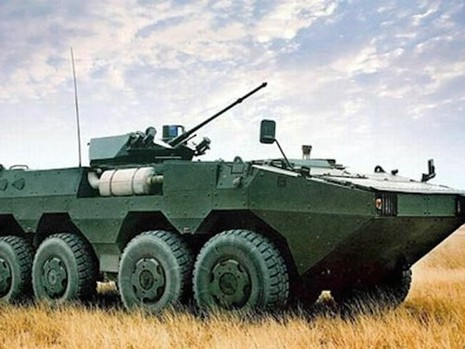 Trung Quốc xuất khẩu 110 xe bọc thép VN-1 sang Argentina - ảnh 1