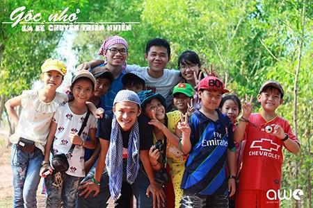 Khi trẻ em kể chuyện bảo vệ thiên nhiên, môi trường - ảnh 1