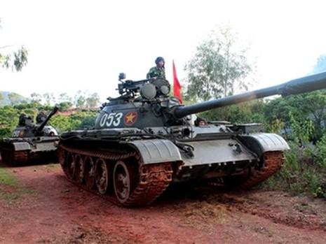 Lữ đoàn Xe tăng 203 - đột phá nâng cao khả năng cơ động chiến đấu - ảnh 1