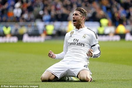 M.U đã đặt giá mua Sergio Ramos - ảnh 1