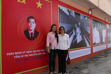 Khai mạc triển lãm hình ảnh về Cố Tổng bí thư  Nguyễn Văn Linh - ảnh 2