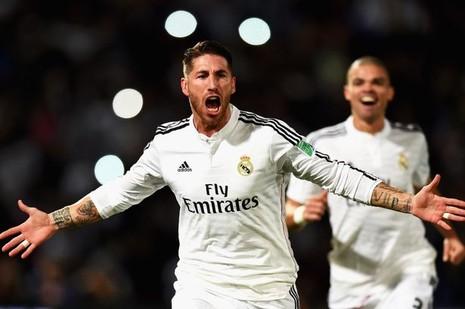 Tuyên chiến với M.U, Man City quyết giành Ramos - ảnh 1