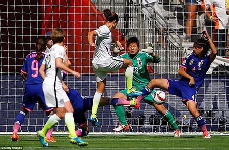Hạ Nhật 5-2, Mỹ lên ngôi vô địch thế giới - ảnh 1
