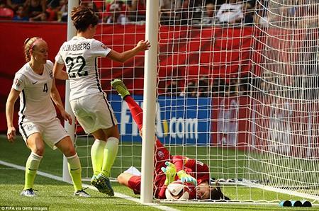 Hạ Nhật 5-2, Mỹ lên ngôi vô địch thế giới - ảnh 3