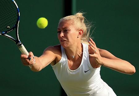 Những hình ảnh ấn tượng, hài hước tại Wimbledon - ảnh 14