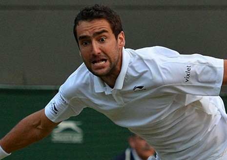 Những hình ảnh ấn tượng, hài hước tại Wimbledon - ảnh 16