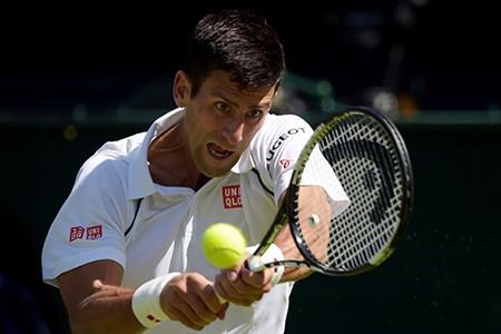 Những hình ảnh ấn tượng, hài hước tại Wimbledon - ảnh 20