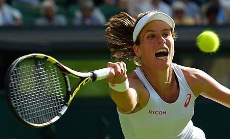 Những hình ảnh ấn tượng, hài hước tại Wimbledon - ảnh 22