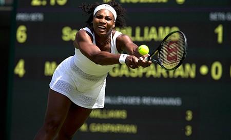 Những hình ảnh ấn tượng, hài hước tại Wimbledon - ảnh 25
