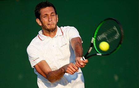 Những hình ảnh ấn tượng, hài hước tại Wimbledon - ảnh 33