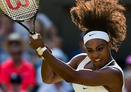 Những hình ảnh ấn tượng, hài hước tại Wimbledon - ảnh 5
