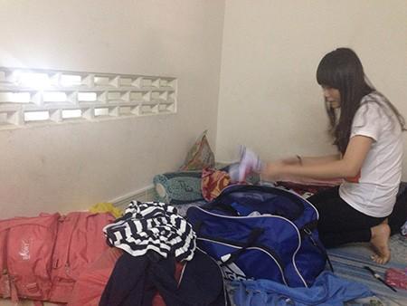 Vụ nhận tiền, 'hứa ảo' đưa đi Nhật: Học viên bị đuổi khỏi ký túc xá - ảnh 2