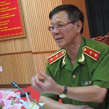 Tướng Phan Văn Vĩnh kể chuyện phá thảm án Bình Phước - ảnh 1