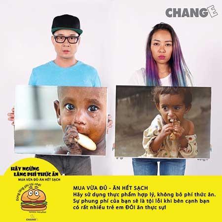 Thay đổi cách sống: Ngừng lãng phí thức ăn - ảnh 1