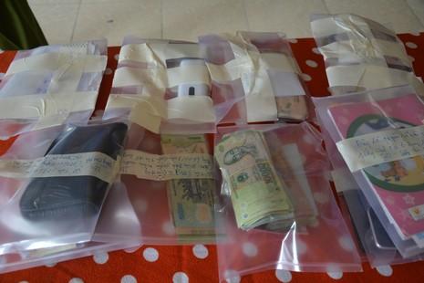 Bắt giữ 15 người trong đường dây đánh bạc liên tỉnh - ảnh 1