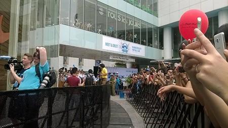 Cổ động viên Việt Nam háo hức chờ thần tượng Manchester City - ảnh 12