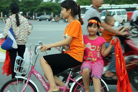 Việt Nam 1–8 Man City: Bài học quý từ một trận giao hữu - ảnh 23