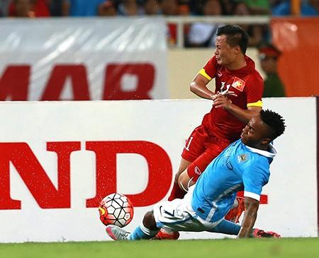 Việt Nam 1–8 Man City: Bài học quý từ một trận giao hữu - ảnh 3