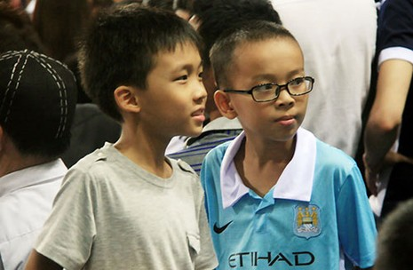 Chùm ảnh cầu thủ Việt Nam, Man City tập luyện cho trận đấu tối nay - ảnh 12