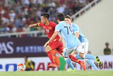 Việt Nam 1–8 Man City: Bài học quý từ một trận giao hữu - ảnh 5