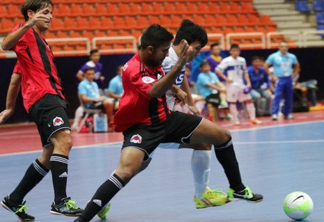 Bán kết Futsal Cúp C1 châu Á, Thái Sơn Nam - Qadsia: Viết tiếp lịch sử - ảnh 1