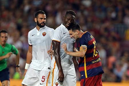 Khoảnh khắc điên rồ của Messi - ảnh 2