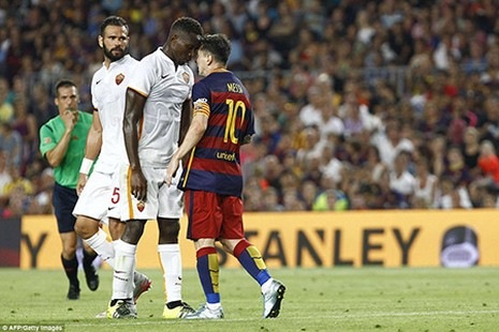 Khoảnh khắc điên rồ của Messi - ảnh 3