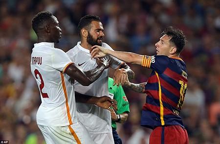Khoảnh khắc điên rồ của Messi - ảnh 6