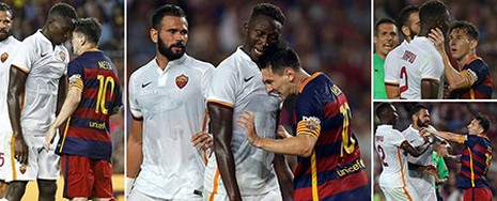 Khoảnh khắc điên rồ của Messi - ảnh 1
