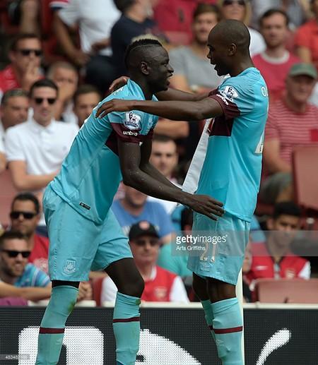 Asenal 0-2 West Ham: Pháo xịt, thua sốc ngày khai mạc - ảnh 1