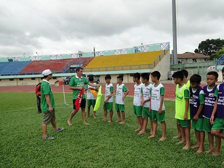 Học viện bóng đá NutiFood: 24 thí sinh vào vòng chung kết 2 - ảnh 3