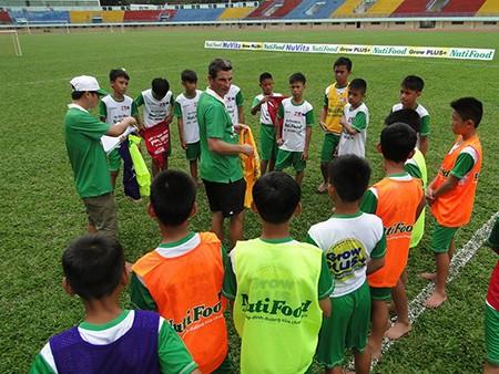 Học viện bóng đá NutiFood: 24 thí sinh vào vòng chung kết 2 - ảnh 4