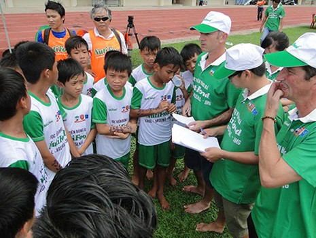 Học viện bóng đá NutiFood: 24 thí sinh vào vòng chung kết 2 - ảnh 5