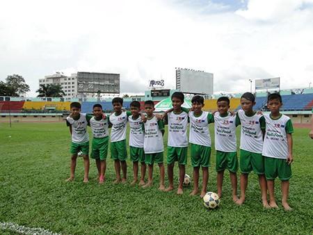 Học viện bóng đá NutiFood: 24 thí sinh vào vòng chung kết 2 - ảnh 2