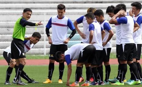 Tuyển Thái Lan tập trung… vắng 'Messi' - ảnh 1