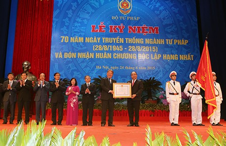 Tổng Bí thư Nguyễn Phú Trọng: Pháp luật không đi vào cuộc sống thì chẳng có ý nghĩa gì - ảnh 1