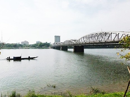 Hai bờ sông Hương được quy hoạch chi tiết - ảnh 1