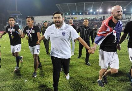 Thua UAE 0-10, HLV trưởng Malaysia từ chức - ảnh 2