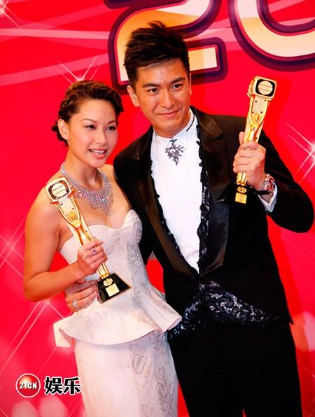 Hai diễn viên nổi tiếng đài TVB đến Việt Nam - ảnh 3