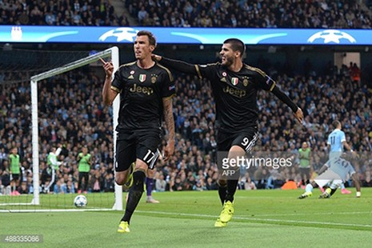 Man City 1-2 Juventus : Bản lĩnh 'lão bà' đánh sập thánh địa Etihah - ảnh 1