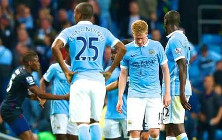 Man City 1-2 West Ham: Chủ nhà thua sốc - ảnh 3