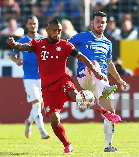 Darmstadt 0-3 Bayern Munich: 'Hùm xám' ra oai - ảnh 1