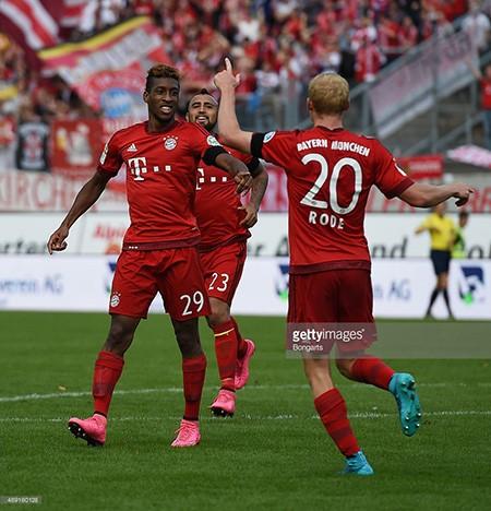Darmstadt 0-3 Bayern Munich: 'Hùm xám' ra oai - ảnh 2