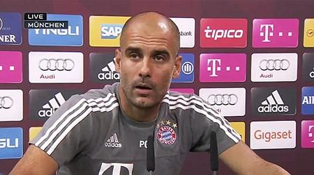 Guardiola rời khỏi cuộc họp báo vì tin đồn dẫn dắt tuyển Anh - ảnh 1