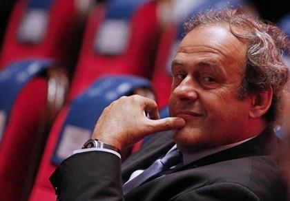Platini hết cửa ngồi vào ghế chủ tịch FIFA - ảnh 1