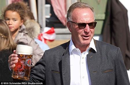 M.U liên tục hỏi mua Mueller, Bayern Munich giận dữ - ảnh 1