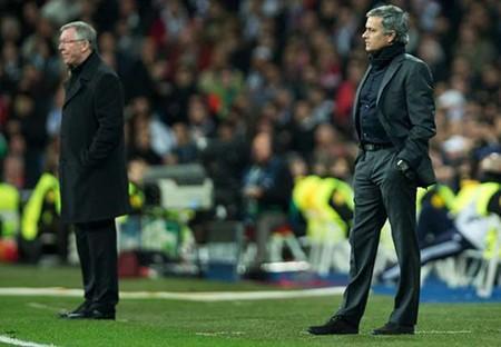 Mourinho cảm thấy sợ hãi khi biết Ferguson giải nghệ - ảnh 1
