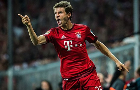 M.U liên tục hỏi mua Mueller, Bayern Munich giận dữ - ảnh 2